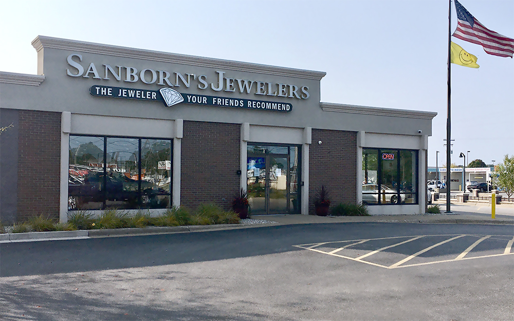 Sanborn's Jewelers in Muskegon
