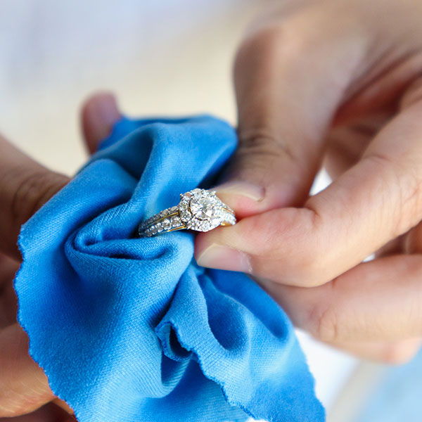 jewelry maintenance - Sanborn's Jewelers